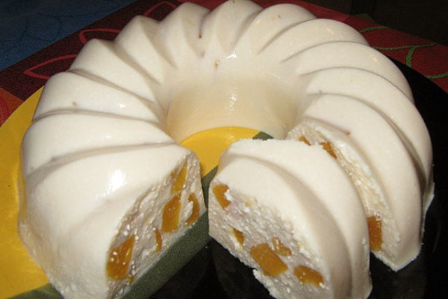 Бланманже творожное — нежный десерт, который понравится взрослым и детям.