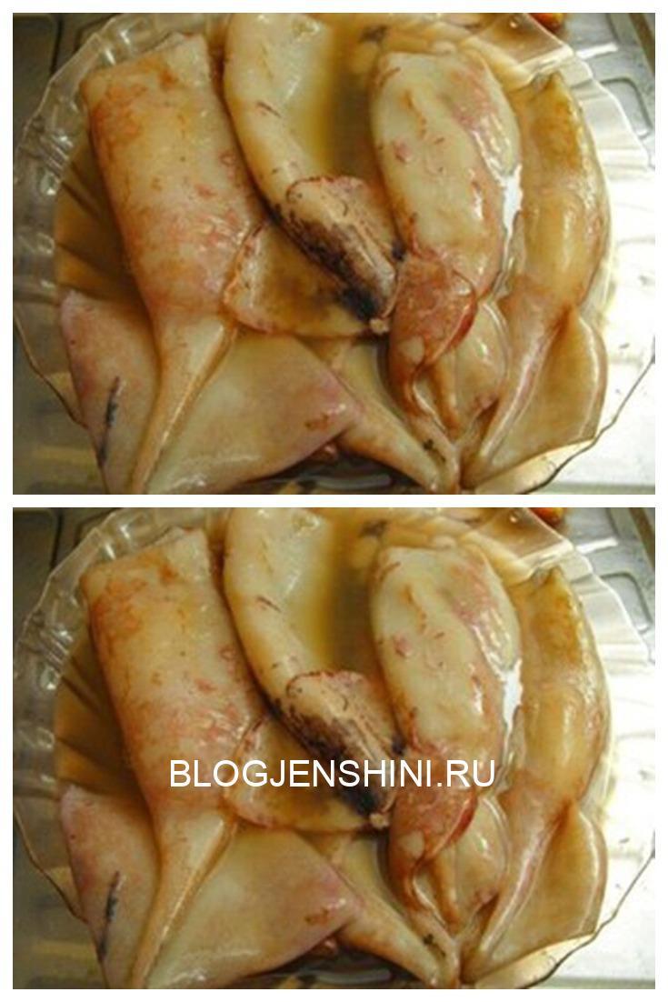 В лихие 90-е научили меня, как правильно готовить кальмары корейцы, что работали в ресторане.