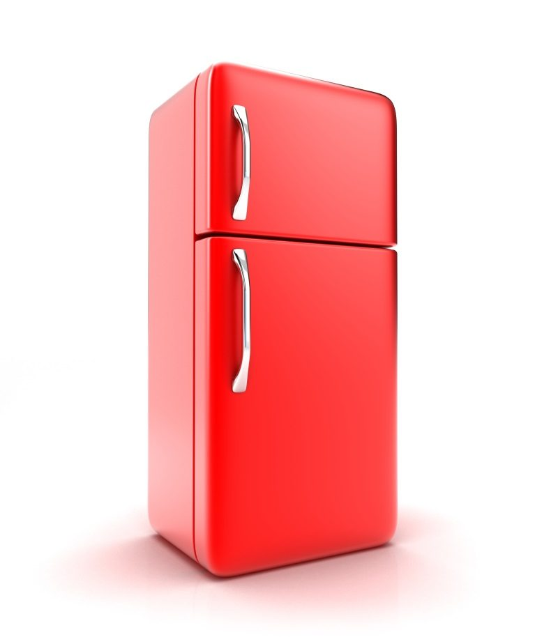 illustration-of-a-new-fridge-on-a-white-background-2