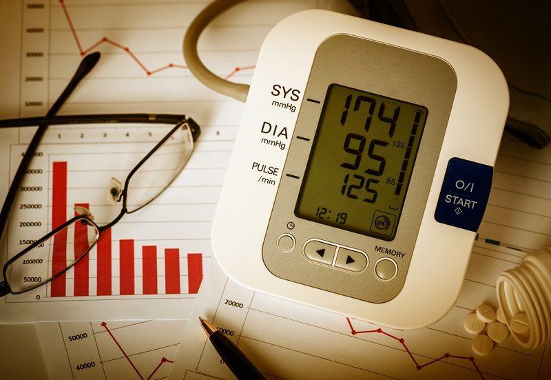 decline-charts-and-high-blood-pressure
