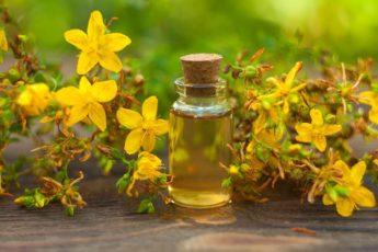 essence-of-hypericum-flowers-on-table-in-beautiful-glass-bottle-3